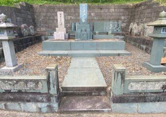 豊岡市 M家墓地